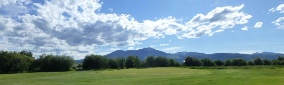 Golfing available near Western Big Sky Inn